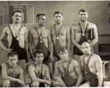 1967 m. LT čempionai. Pirmoje eilėje iš kairės: V.Čegoliaev, M.Kalinin, A.Limantas, V. Miškinis; Antroje eilėje: J.Rutkauskas, J.Raubiška, R.Bagdonas,A.Kaminskas