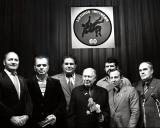 1984 m.Iš kairės R.Bagdonas, J. Raubiška, A. Kaminskas, M. Misiūra, V. Mizgaitis (Valentino treneris – Valius Bagdonavičius), E. Fainštein, V. Remeika.