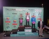 2018 tallinn open Rimgaile Ceponyte