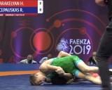 R.Čepauskas - H.Arakelyan ARM
