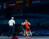 87 kg Eividas  Stankevičius - Radzik Kulijev BLR