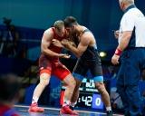 87 kg E. Stankevičius - Radzik Kulijev BLR