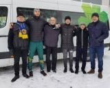 iš kairės: R.Bagdonas, M.Knystautas, G.Dambrauskas, O.Antoščenkovas, R.Vartanovas ir M.Ežerskis