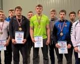 Lietuvos graikų-romėnų imtynių jaunimo komanda - 2019 m. Šiaurės šalių čempionato nugalėtoja