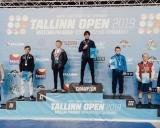 Karolis Grigelaitis (51 kg) - 4 vieta