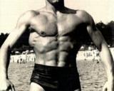 Adolfas Liaugminas jaunysteje