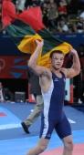 Europos imtynių čempionatas: A.Kazakevičiaus varžovas iš Ukrainos, A.Sekus kovos su olimpiniu čempionu iš Rusijos