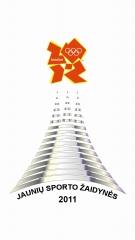 2011 Lietuvos jaunių sporto žaidynės_logo