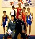 M.Markevičius – tarptautinio laisvųjų imtynių turnyro nugalėtojas