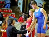 Danutė Domikaitytė – tarptautinio moterų imtynių turnyro nugalėtoja