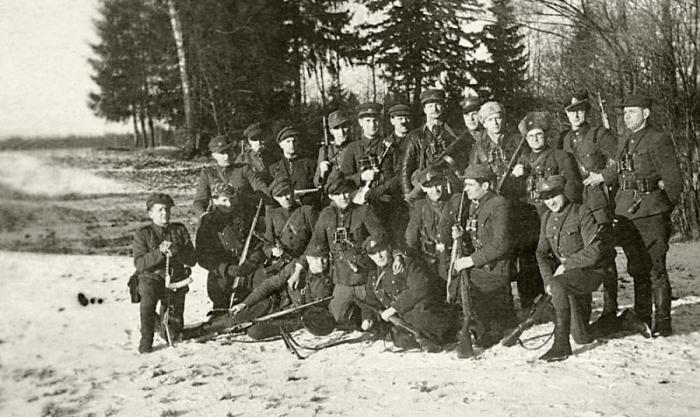 Partizanai - Lietuvos laisvės kovotojai