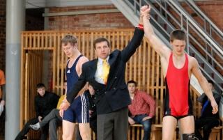 Pergalę iškovojo G.Usmanovas (2011)