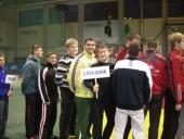 I.Fiodorovas – tarptautinio imtynių turnyro nugalėtojas