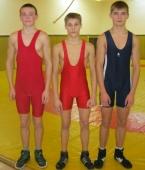 Laisvųjų imtynių jaunių pirmenybėse daugiausia nugalėtojų išugdė Raseinių ir Kelmės treneriai