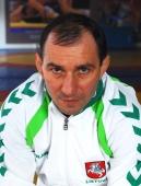 Treneris Ruslanas Vartanovas: iš kiekvienų varžybų svajoju atvežti medalį