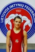 Sėkmingi imtynininkių startai tarptautiniame turnyre Baltarusijoje