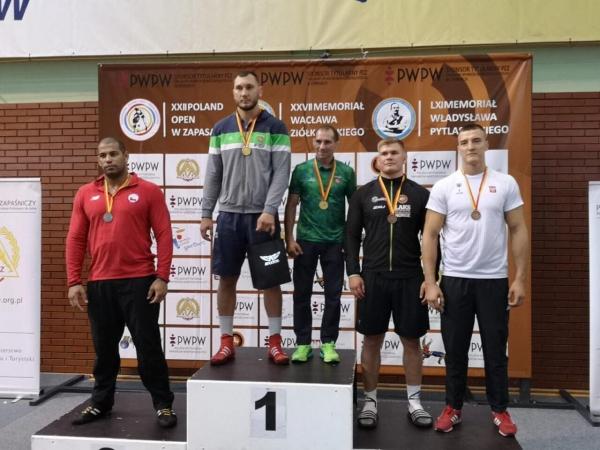 2018 m. Mantas Knystautas - W.Pytlasinskio turnyro nugalėtojas