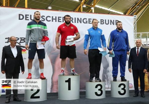 Vokietijos Grand Prix turnyras. Mantas Knystautas - II vieta