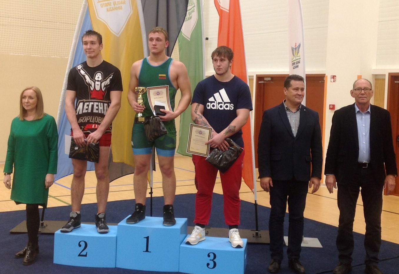 2019 m. R.Bagdono turnyras. E. Čerepokas - I vieta