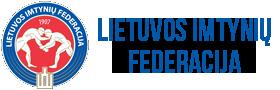 Lietuvos imtynių federacija Logo