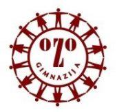 Vilniaus Ozo gimnazija kviečia mokytis moksleivius pagal specializuoto ugdymo (pagrindinio ir vidurinio kartu su sporto ugdymu) programas