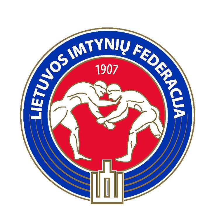 Lietuvos Imtynių Fedracija - Logotipas