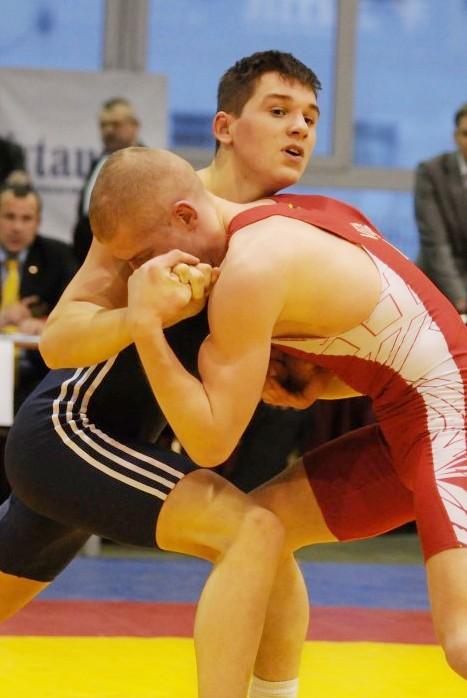 Pasaulio jaunimo imtynių čempionatas: beveik visą dvikovą pirmavęs Kristupas Šleiva pergalę išleido paskutinę minutę; pralaimėjo antrą paguodos dėl bronzos dvikovą ir liko dešimtas (papildyta)