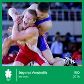 Rio de Žaneire – Edgaro Venckaičio olimpinis startas