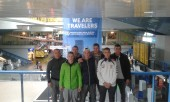 Gražios draugystės pradžia: JAV imtynių federacija susidomėjo Lietuvos imtynių mokykla