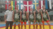 """Šiaurės šalių jaunių imtynių čempionate – sėkmingas mūsų šalies """"laisvūnų"""" pasirodymas"""