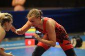 Europos imtynių jaunimo (iki 20 metų) čempionate – debiutantės nesėkmė (dvikovos vaizdo įrašas)