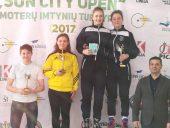 Imtynių turnyre Šiauliuose dominavo mūsų šalies sportininkės