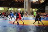 Vilniuje treniruosis pasaulio imtynių elitas
