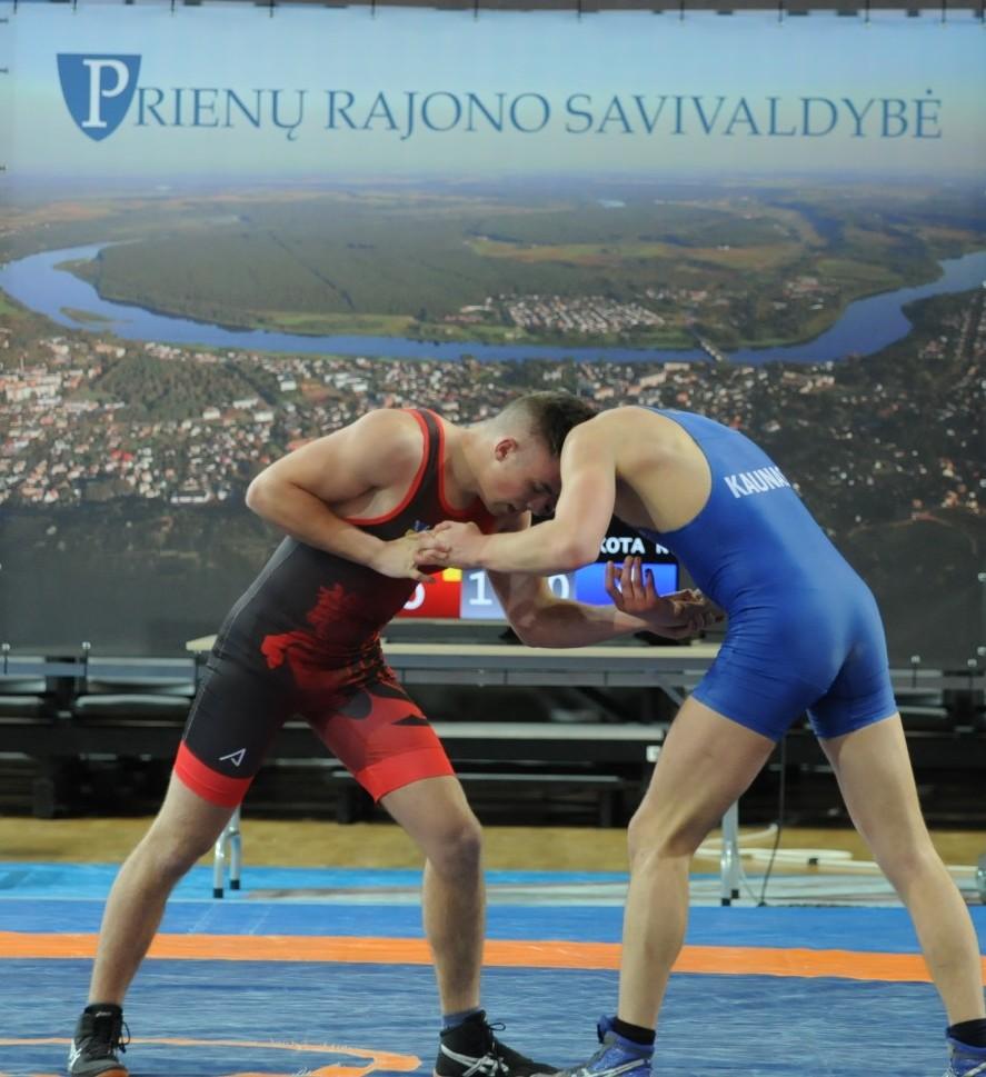 Prienuose – graikų-romėnų ir moterų imtynių jaunimo čempionato kovos (3 nuotraukų galerijos (papildyta), rezultatai)
