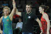 Moterų imtynių turnyre Šiauliuose – devynių valstybių atletės