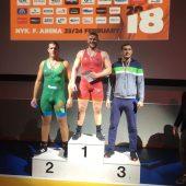 M.Knystautui – tarptautinio imtynių turnyro Danijoje bronza