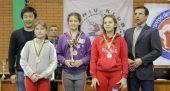 Tarptautiniame imtynių turnyre Anykščiuose tris aukso medalius iškovojo mūsų šalies atletės