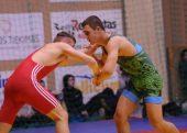 V.Babuškinas – imtynių turnyro Latvijoje nugalėtojas