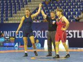 Auksė Rutkauskaitė pralaimėjo mažąjį finalą kirgizei ir užėmė penktą vietą