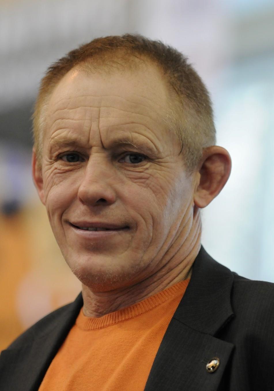 Šiandien puiki proga pasveikinti Aldonį Blekaitį – jam sukako 55-eri!