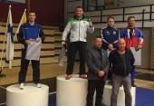 Pirmame metų starte – du aukso medaliai iš imtynių turnyro Suomijoje