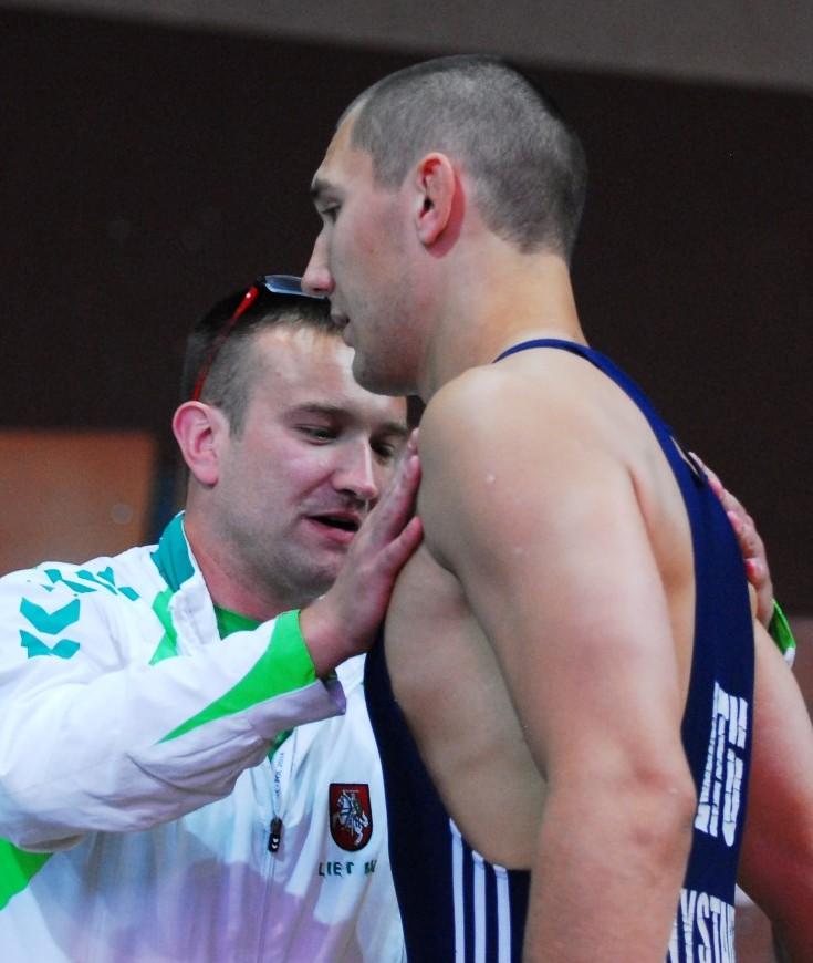 Treneris Olegas Antoščenkovas: Manto finalą dar ilgai analizuosiu