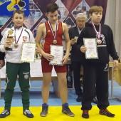 Imtynių turnyre Raušiuose – medalių gausa