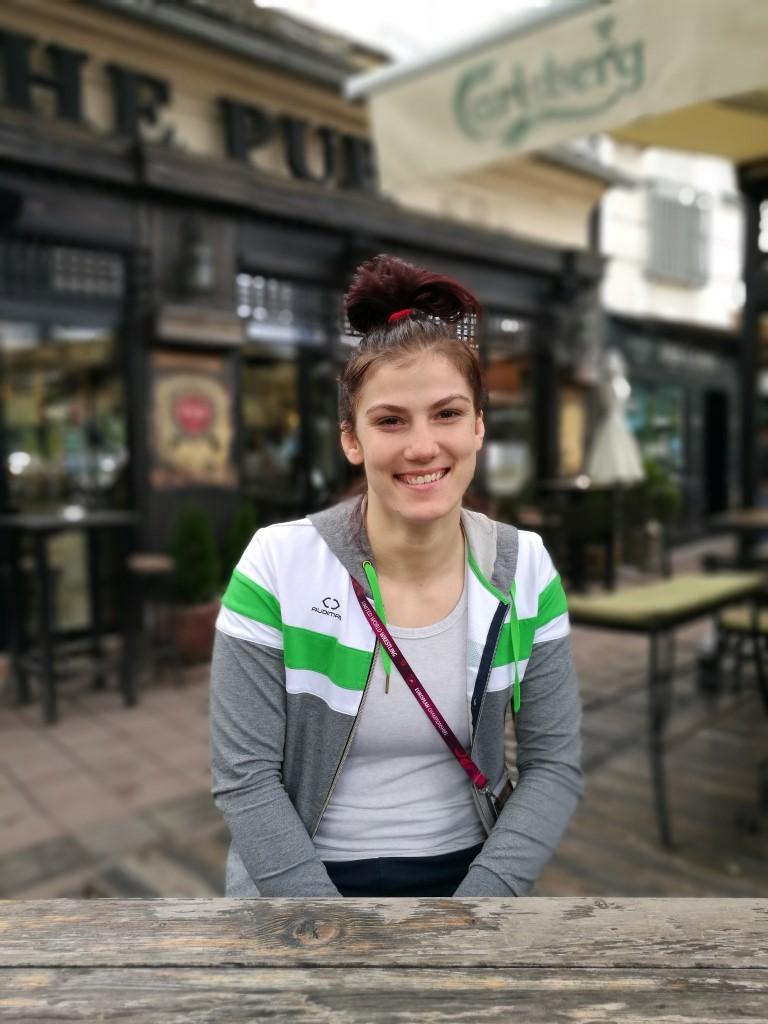 Imtynininkė Danutė Domikaitytė pasaulio čempionate kovos dėl bronzos!