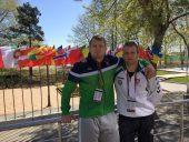 Europos imtynių čempionate – sensacinga Andriaus Mažeikos pergalė (papildyta)