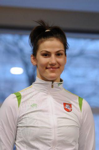 D.Domikaitytė pralaimėjo pirmą kovą ir kol kas lieka be olimpinio kelialapio