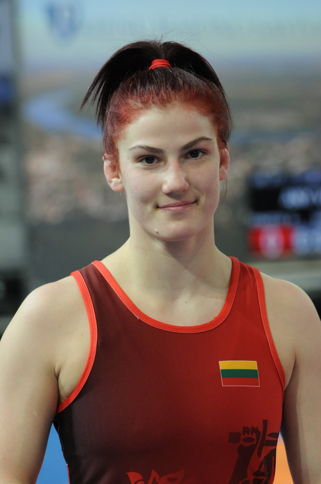 D.Domikaitytė tęs kovas dėl bronzos medalio