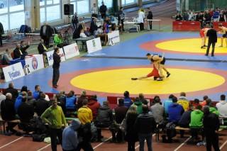 Jubiliejinio Lietuvos imtynių čempionato nugalėtojams – aukso medalis ir dvigubas šansas patekti į Rio