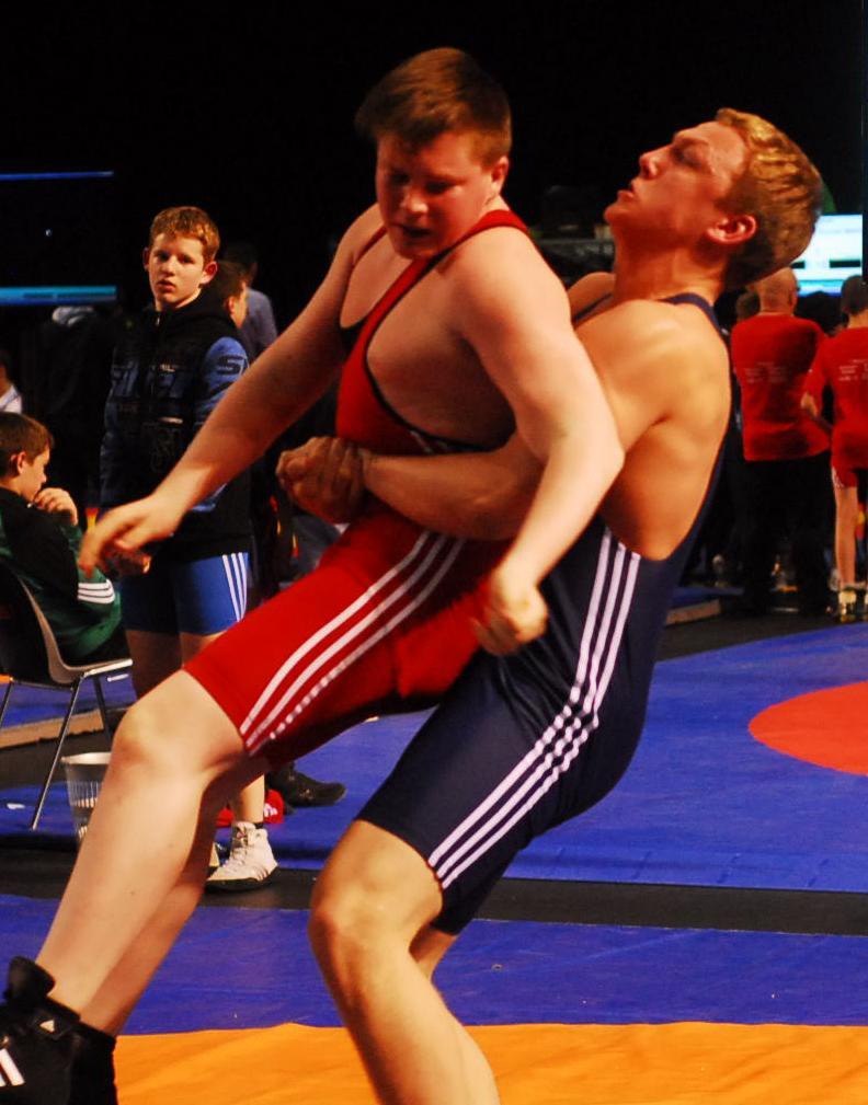 Erikas Čerepokas – imtynių turnyro Baltarusijoje nugalėtojas