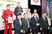 Gytis Jovaiša – tarptautinio imtynių turnyro nugalėtojas